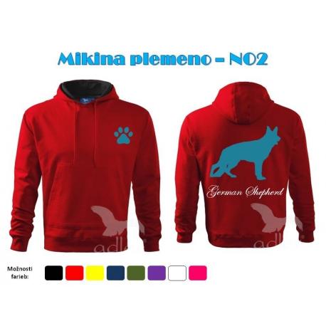 Mikina NO2