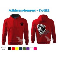 Mikina Rottweiler 2
