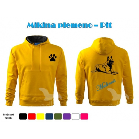 Mikina Malinios 1