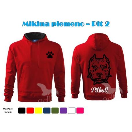 Mikina Pittbul 1