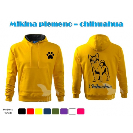 Mikina Chihuahua
