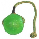 Starmark swing and fling chew ball