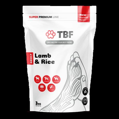 TBF Lamb&Rice